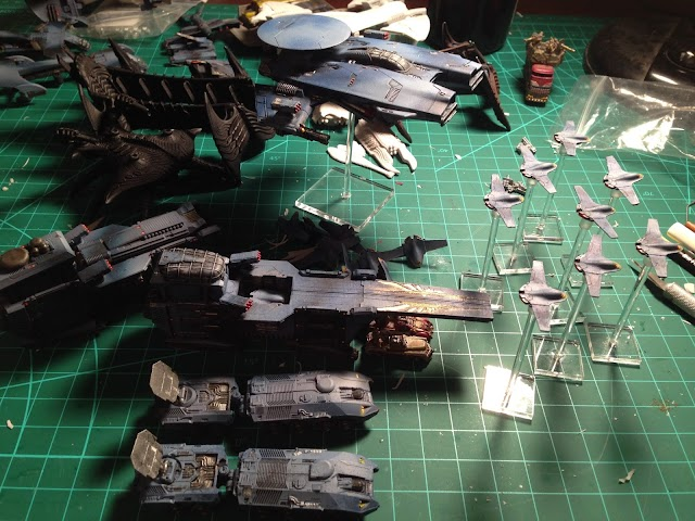 Getting Ready for Nova- Dropzone Commander