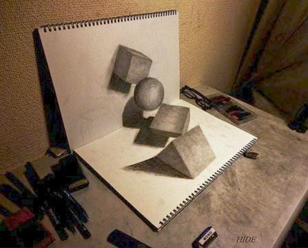 La bitcora de AAT Dibujos en 3D