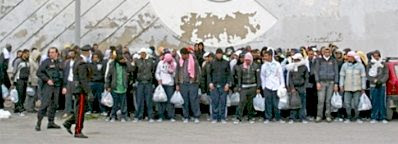 Lampedusa refugees #19