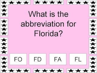 What is abbreviation for florida