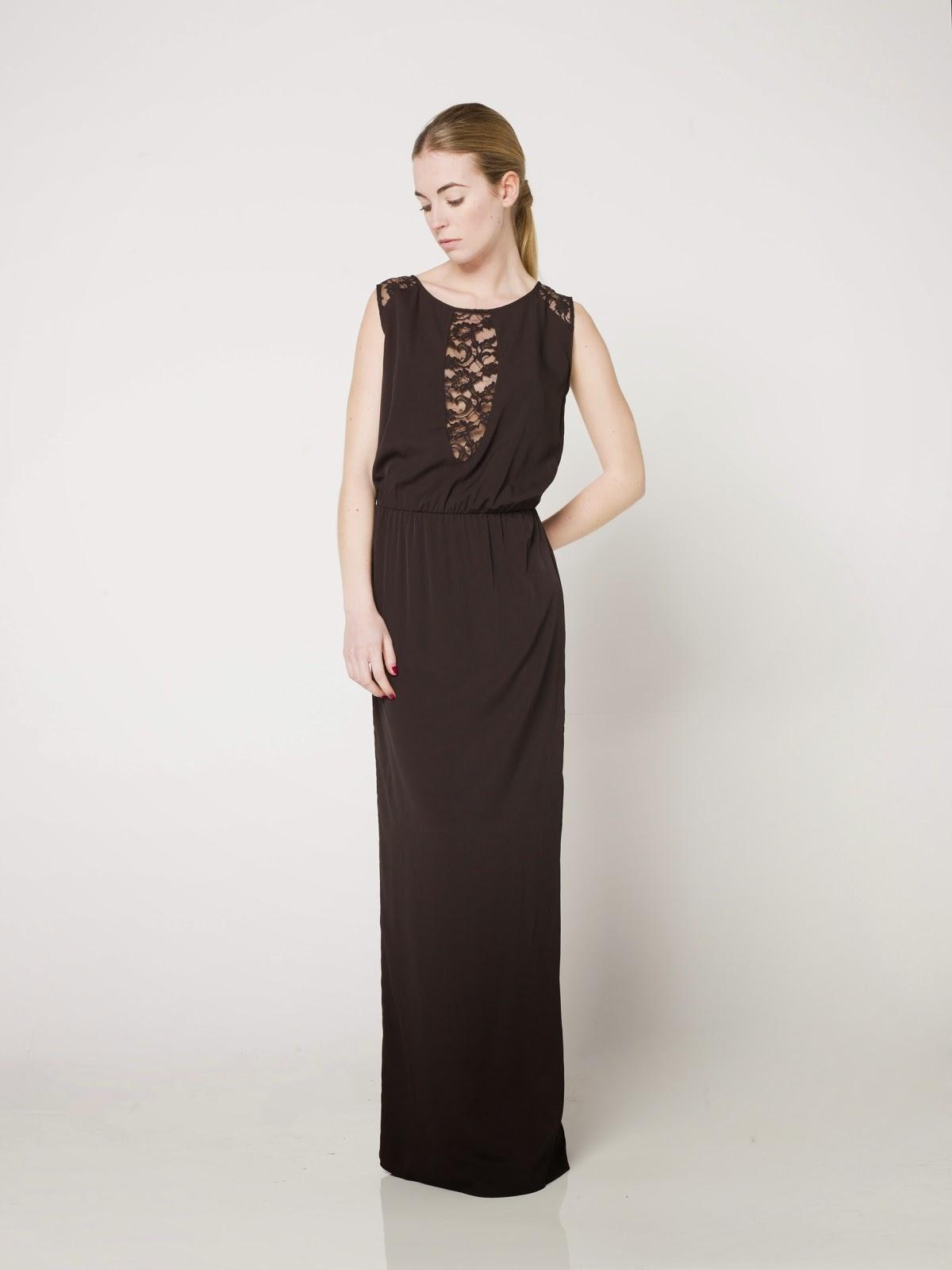 LYNBER - vestido largo