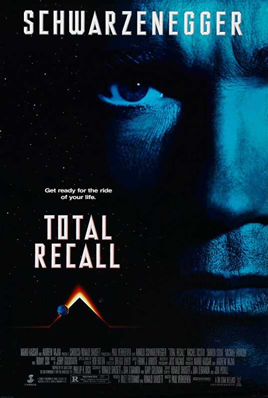 Total Recall 1990 UNCUT 720p Esub BluRay  Dual Audio English Hindi GOPISAHI