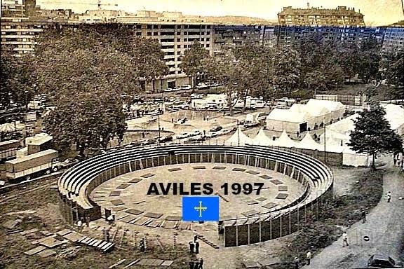 AVILÉS PLAZA DE TOROS DE LAS MEANAS