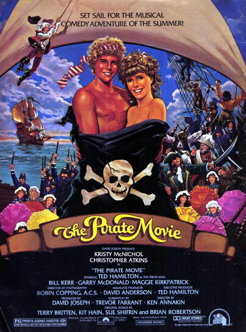 barracuda pirates movies pirates 1982