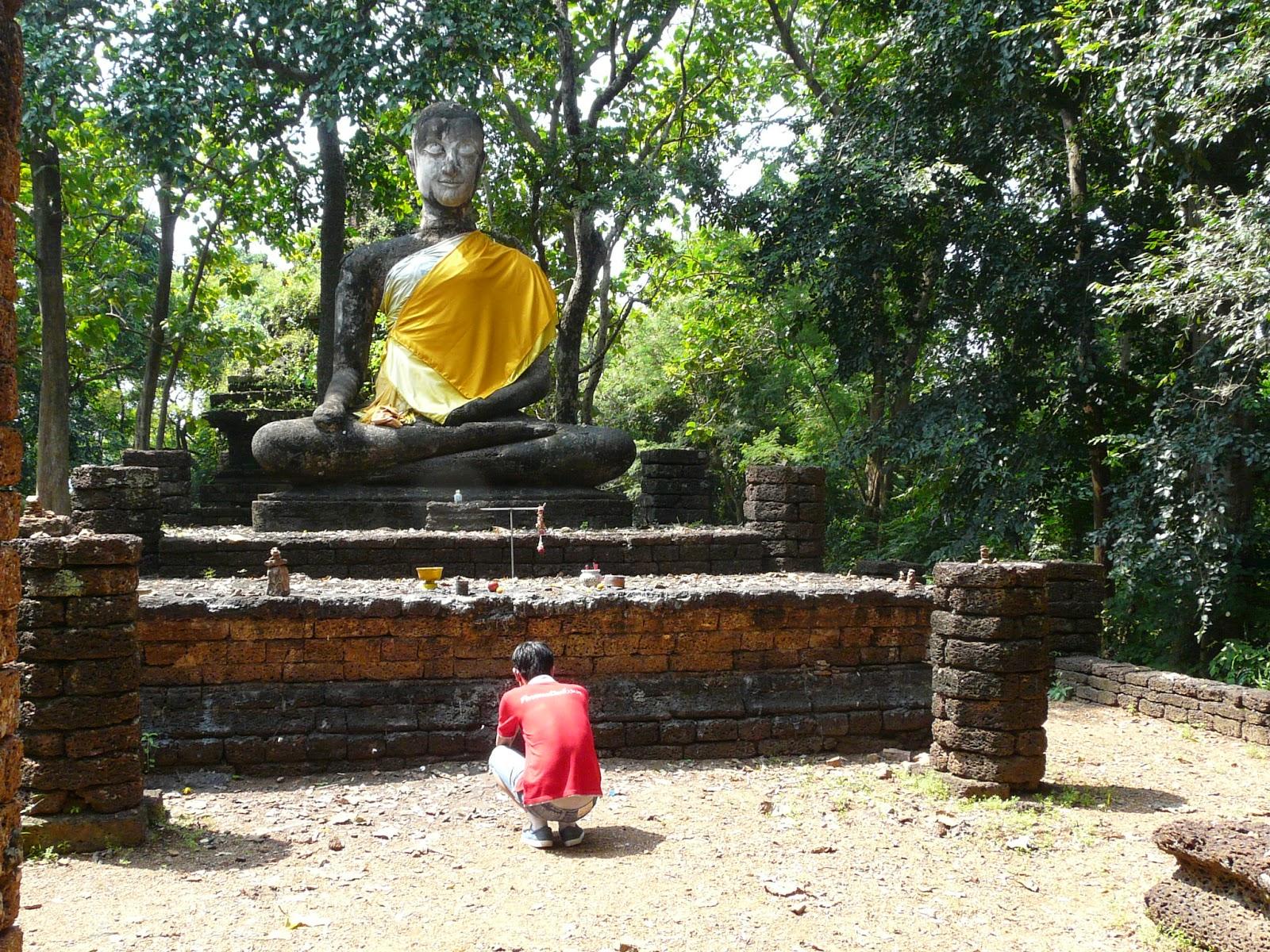 Sri Sachanalai Historic Park, Sukhothai province