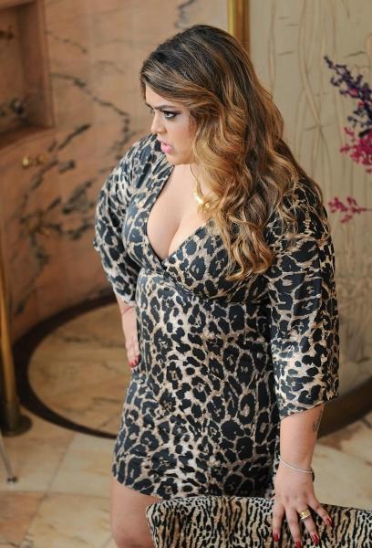 preta+gil+de+Onça Plus Size fashion style a la PRETA GIL