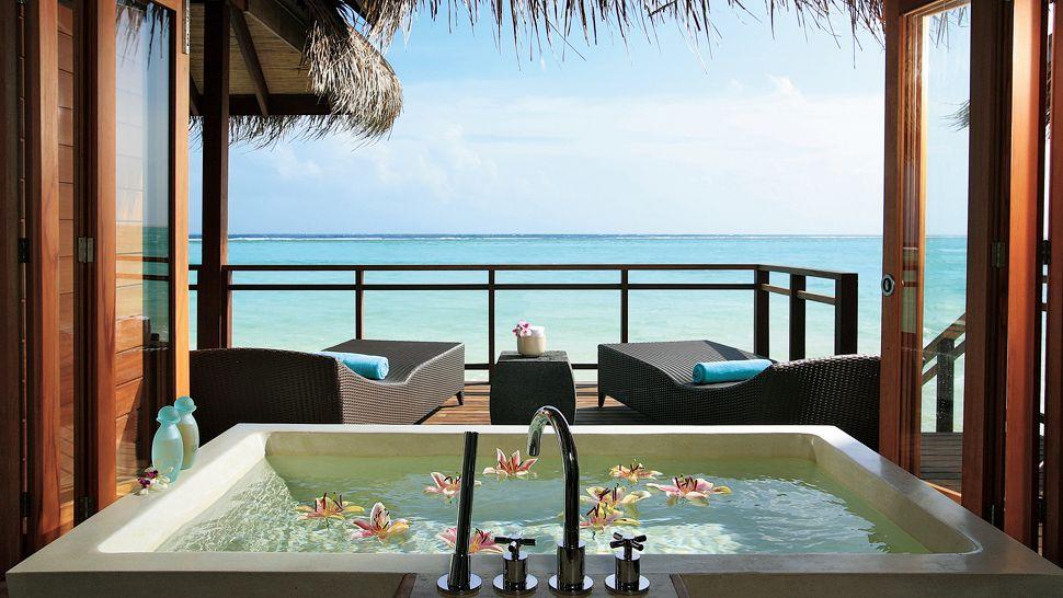 passion for luxury lux maldive resort on private island