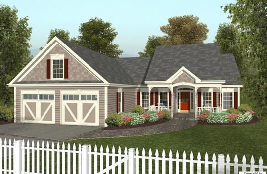 Planos de casas peque as cu nto cuesta hacer un plano de una casa - Requisitos para construir una casa ...