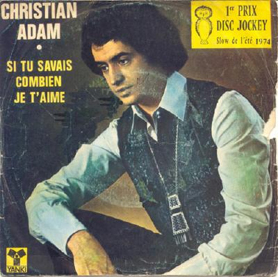 CHRISTIAN ADAM