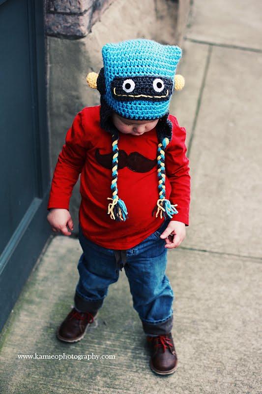 Just be happy!: Beep Bop Robot