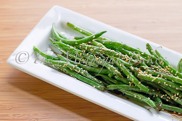 asian green beans