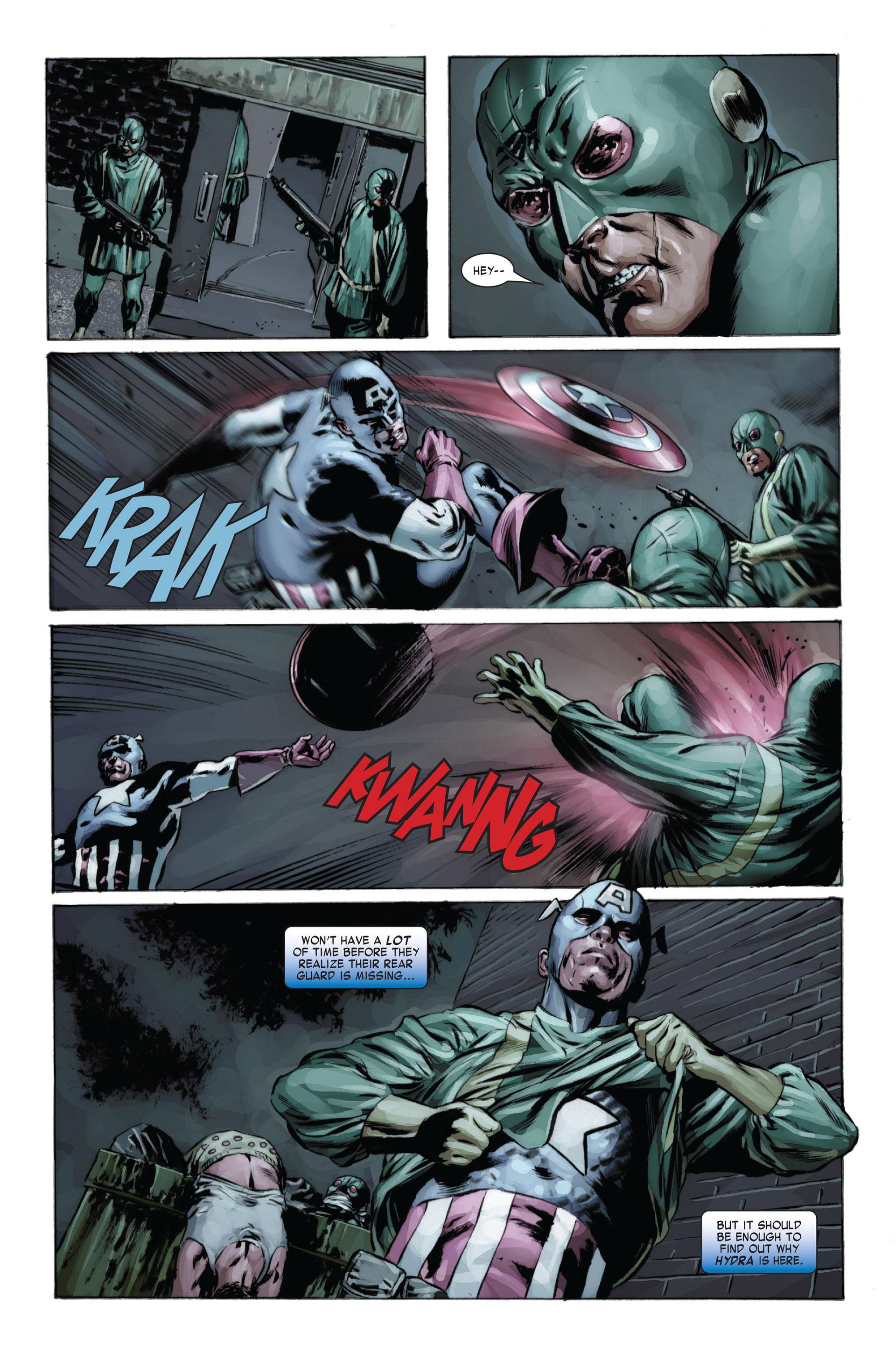 Captain America (2005) Issue #24 #24 - English 9