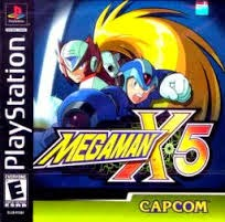 Download Mega Man X 5 PS1 For PC