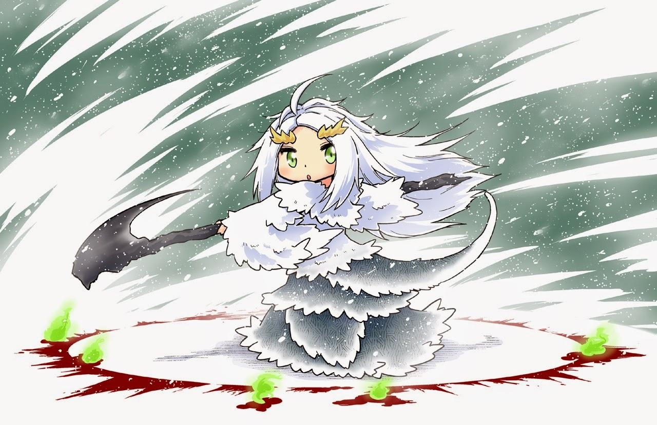 priscilla the crossbreed,anime chibi,chibi girl