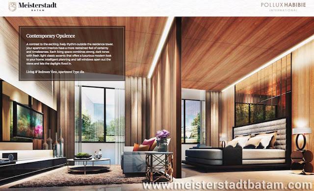Apartemen Meisterstadt Batam - The Wunderbar Residence