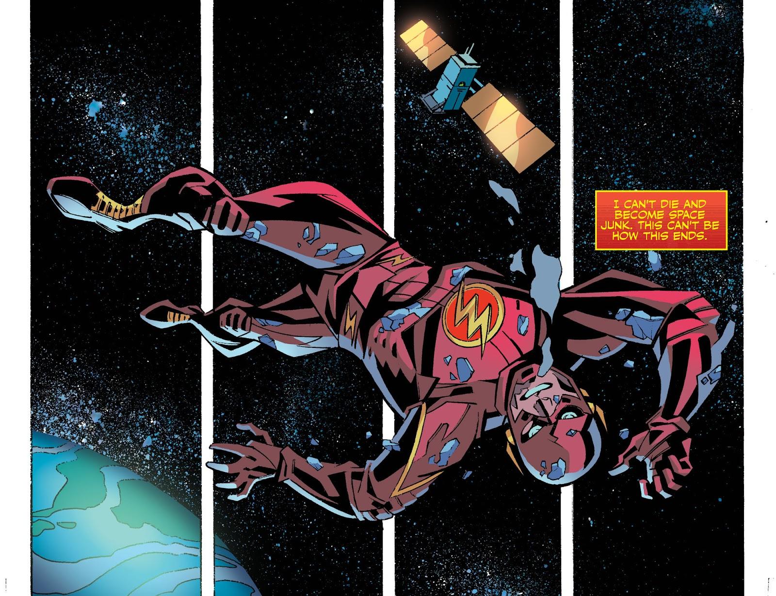 The Flash: Season Zero [I] Issue #4 #4 - English 18