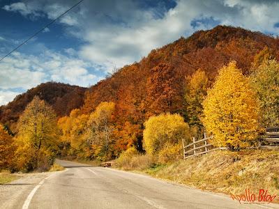 Drumul spre Praid