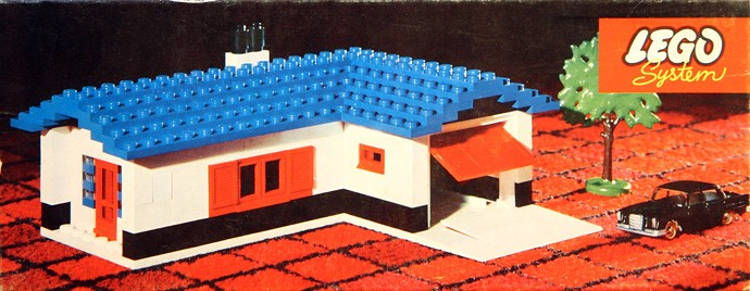 Steve 39 s lego blog the classic lego house for Classic house 1990