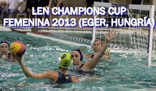 WATERPOLO-LEN Champions femenina
