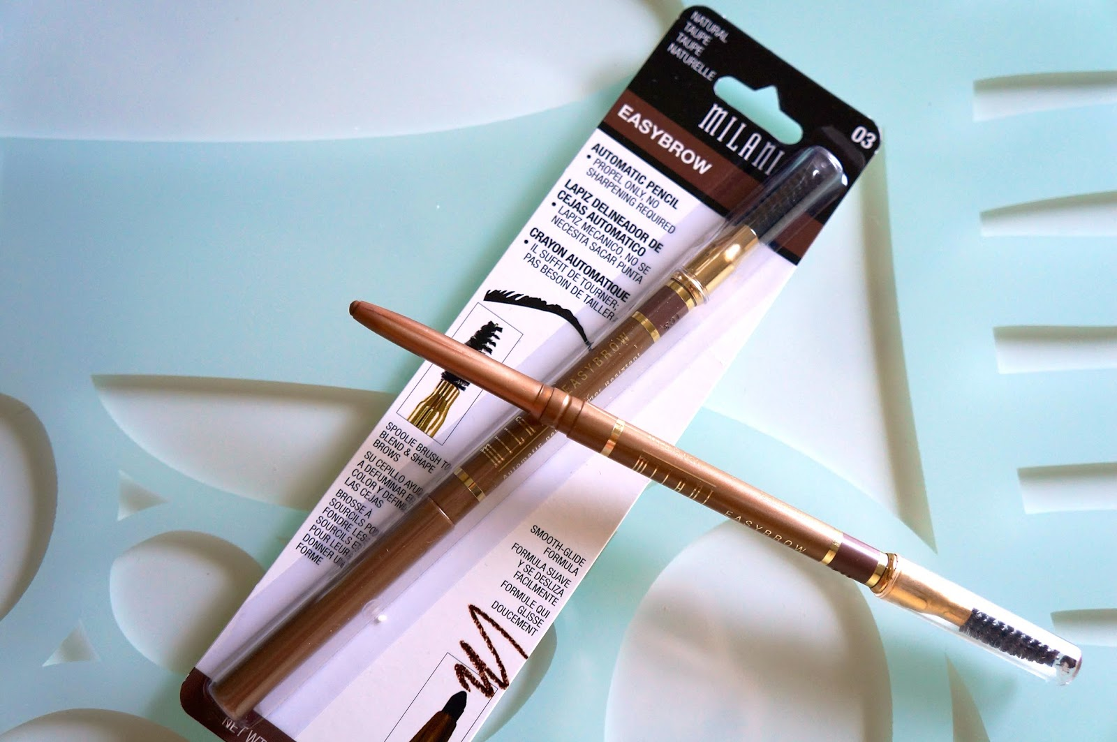 Glamour By Lexi R Milani Easybrow Automatic Pencil Review
