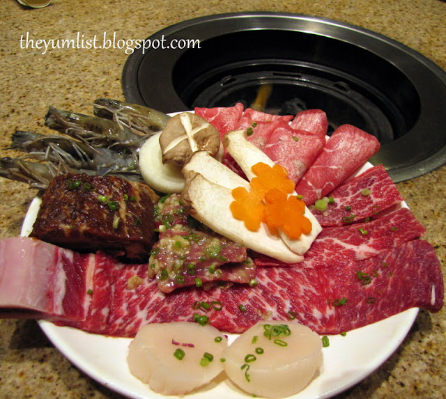 Da On, Fine Korean Cuisine, Pavilion