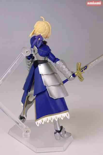 Saber Armor Ver. figures