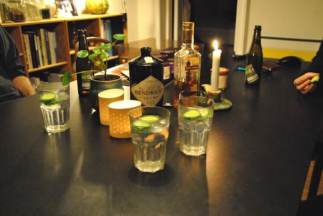 Gin Tonic für alle