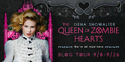 win the queen of zombie hearts!