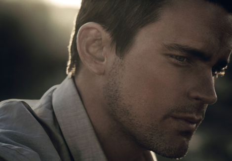 Matt Bomer by John Balsom
