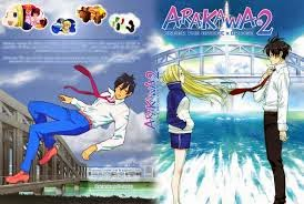 Phim Arakawa Under The Bridge SS2