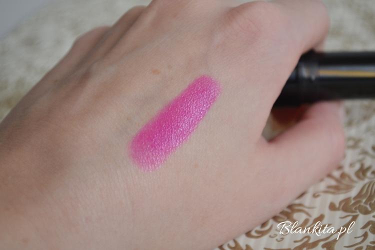 fiolet, śliwka, róż, różowy, fuksja, domieszka, pomadka, szminka, makeup revolution