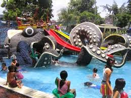 Foto tempat wisata taman sengkaling