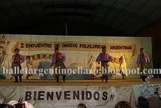 ENCUENTRO DE DANZAS