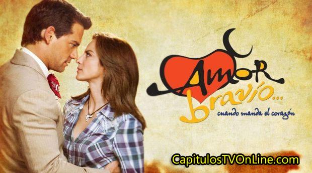 Amor Bravio Capitulo 147 (25 Septiembre 2012)