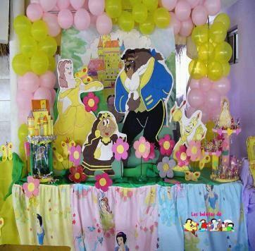 Fiesta La Princesa y El Sapo - Directorio de fiestas y