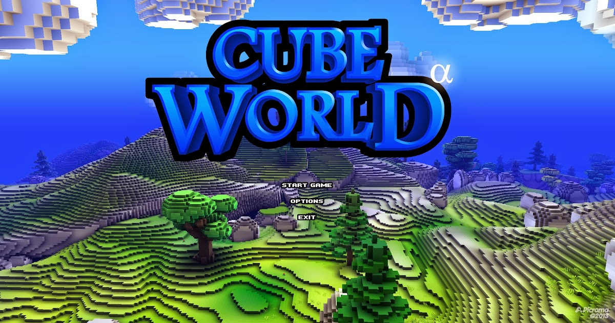 cube world crack pour mac