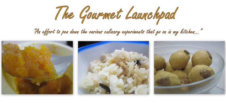 The Gourmet Launchpad