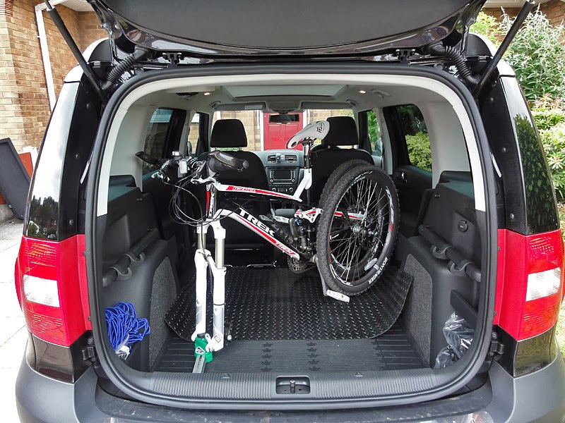 Hampshire Mountain Bike Ninja Diy Mpv Suv Internal Bike Rack
