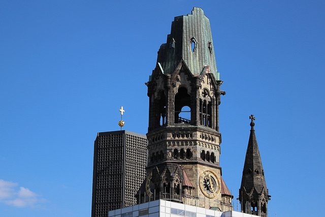 Kaiser Wilhelm Church Berlin Germany