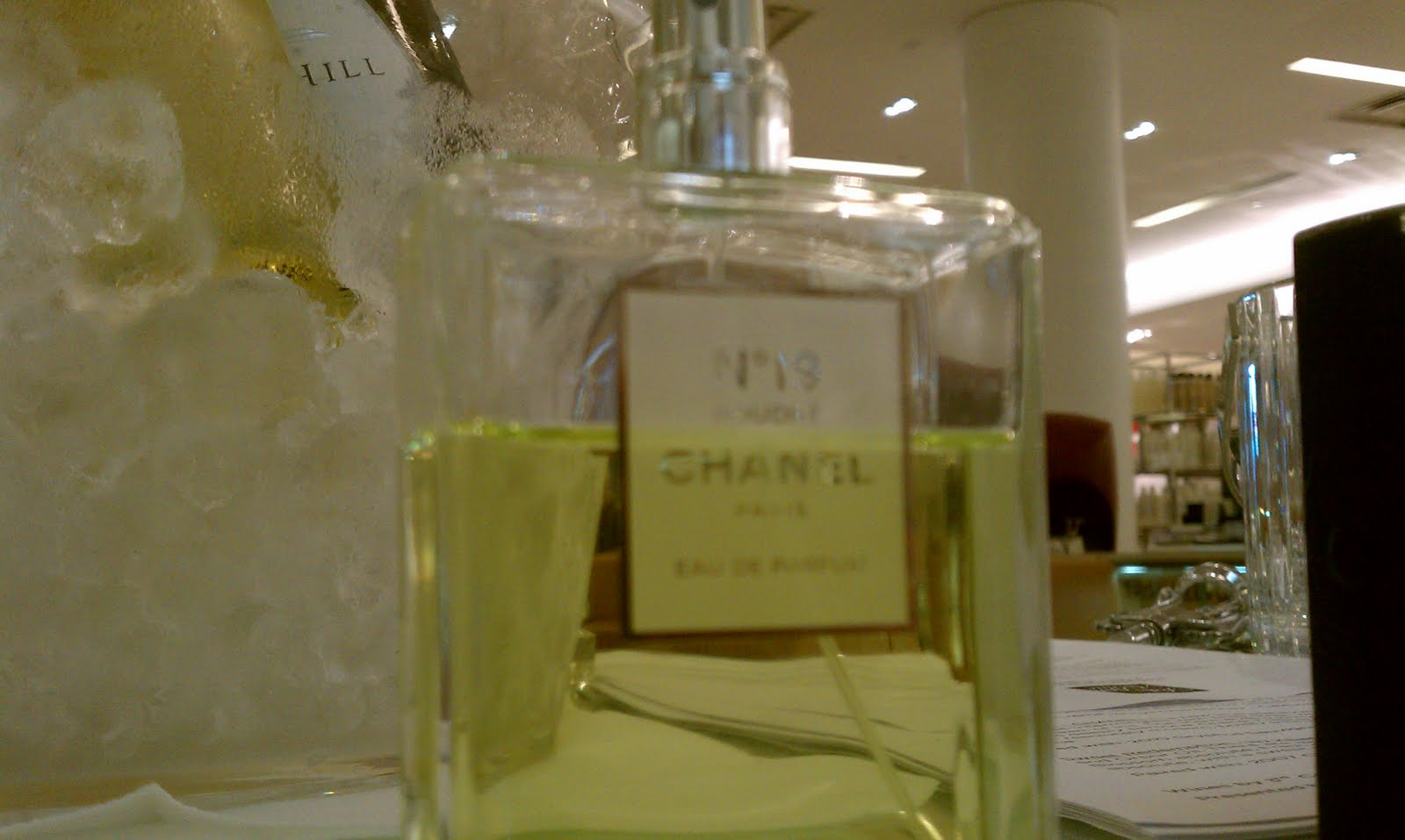 chanel 19 poudre. 19 (released on chanel\u0027s actual birthday) is floral intermingled with crisp green woods, and a touch of powder. i paired it 2010 gryphus sauvignon chanel poudre