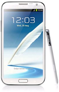 Samsung GALAXY Note II Specs Revealed. It Will Come with 1.4GHz quad-core CPU and Jelly Bean