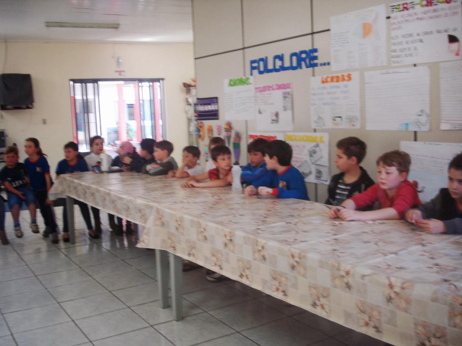 Socialização Folclore
