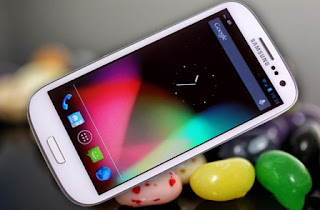 Tutorial Upgrade Firmware Samsung Galaxy S III ke Android 4.1 Jelly Bean