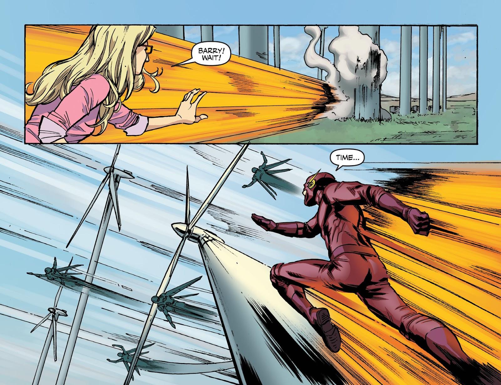 The Flash: Season Zero [I] Issue #10 #10 - English 15