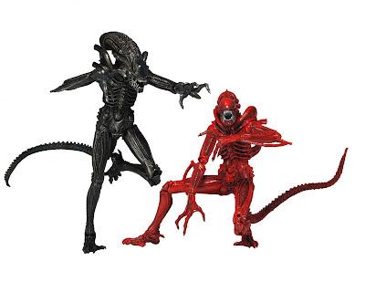 NECA Aliens: Genocide Alien 2-Pack