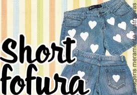 Concurso Cultural Short Fofura