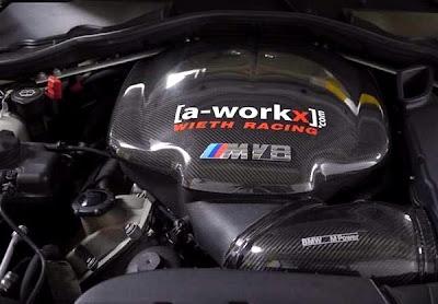 bmw m3 мотор