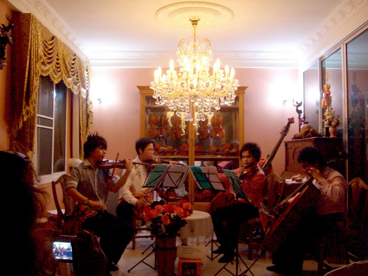 Siam Serenade Concert เพลงไทยบนเครื่องสายฝรั่ง
