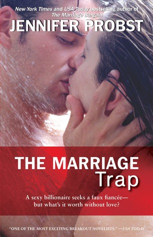 The Life Times Of A Book Addict The Marriage Trap By Jennifer Probst