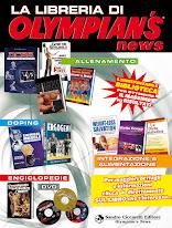LA LIBRERIA DI OLYMPIAN'S NEWS